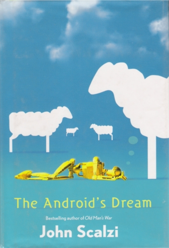 The_Android's_Dream_cover